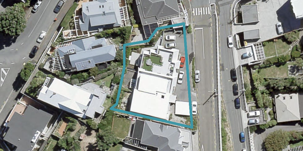 5/2 Grafton Road, Roseneath, Wellington