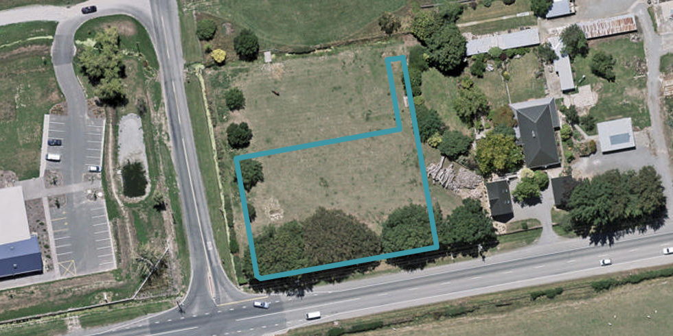 100 Oxford Road, Rangiora