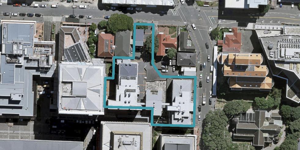 87/43 Mulgrave Street, Thorndon, Wellington