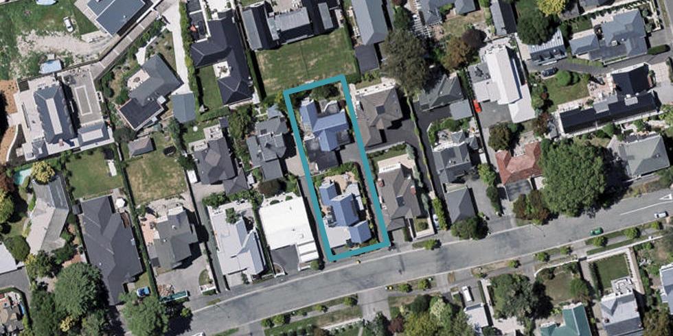 1/15 Wai-Iti Terrace, Burnside, Christchurch