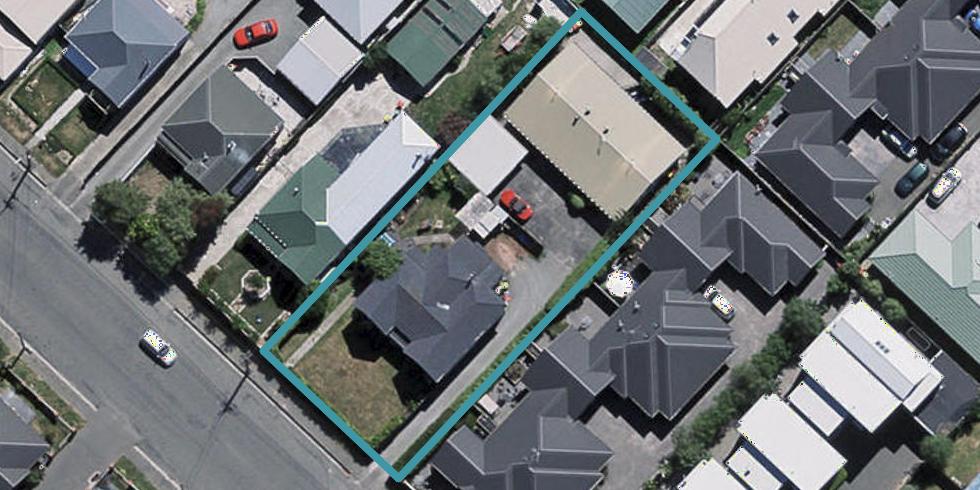 3/135 King Street, Sydenham, Christchurch