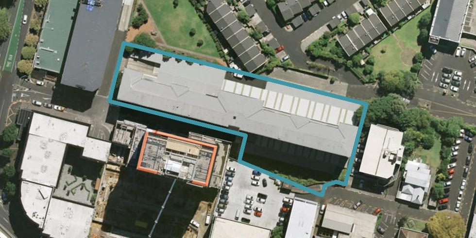 5B/16 Burton Street, Grafton, Auckland