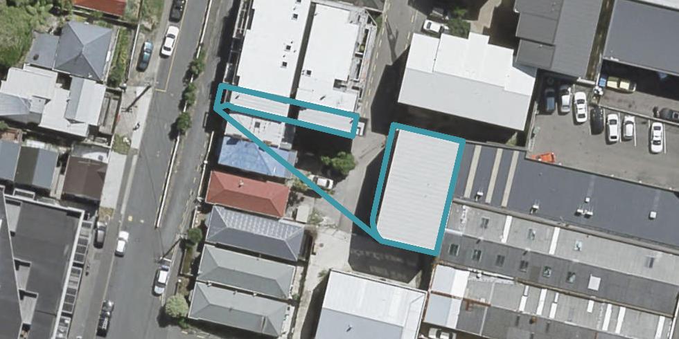 3/27 Drummond Street, Mount Cook, Wellington