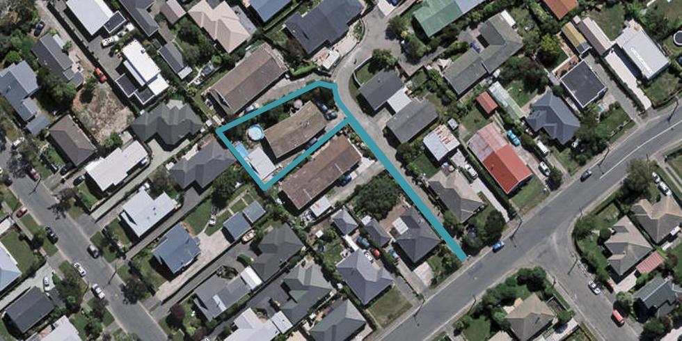3 Peters Lane, Spreydon, Christchurch