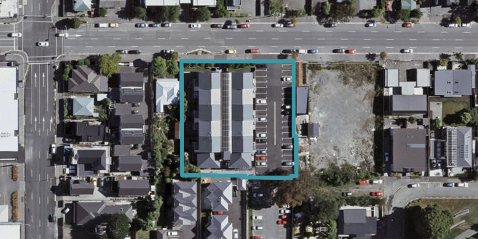 202/226 Salisbury Street, Christchurch Central, Christchurch