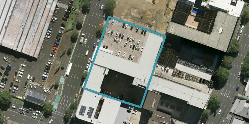 734/72 Nelson Street, Auckland Central, Auckland