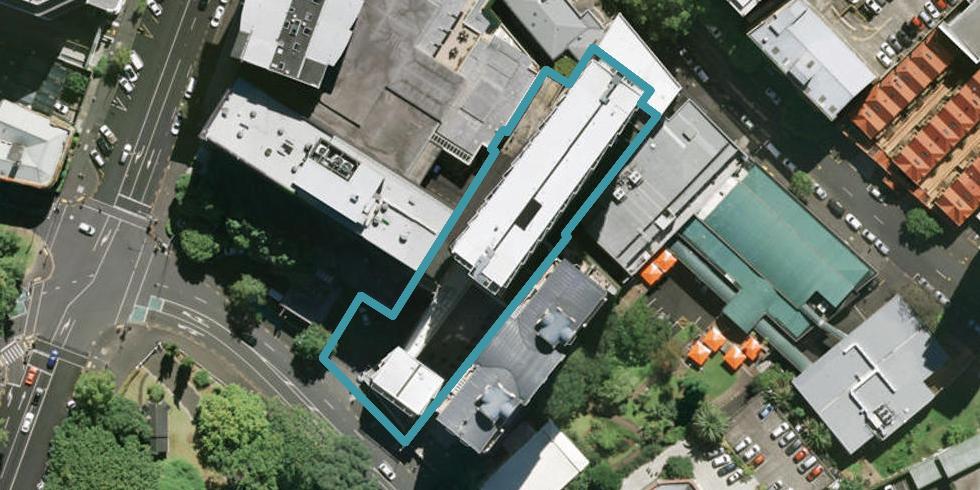 1720/10 Waterloo Quadrant, Auckland Central, Auckland