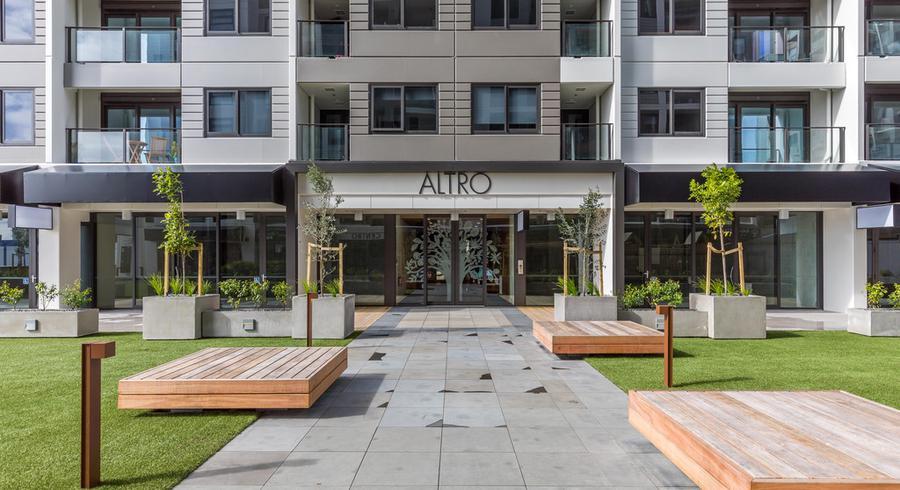 407/147 Nelson Street, Auckland Central, Auckland
