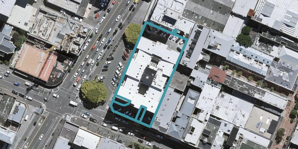 15/185 Victoria Street, Te Aro, Wellington