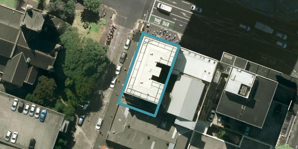 8B/182 Federal Street, Auckland Central, Auckland