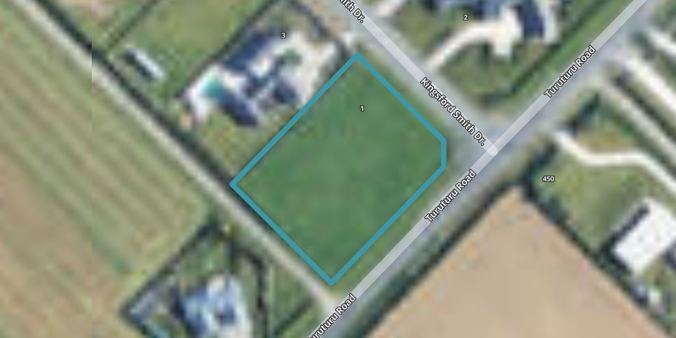 1 Kingsford-Smith Drive, Hawera
