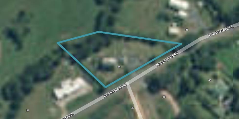 39 Pendergrast Road, Mangatawhiri
