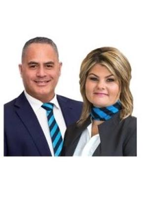 Ray Mitchell & Christine Willis