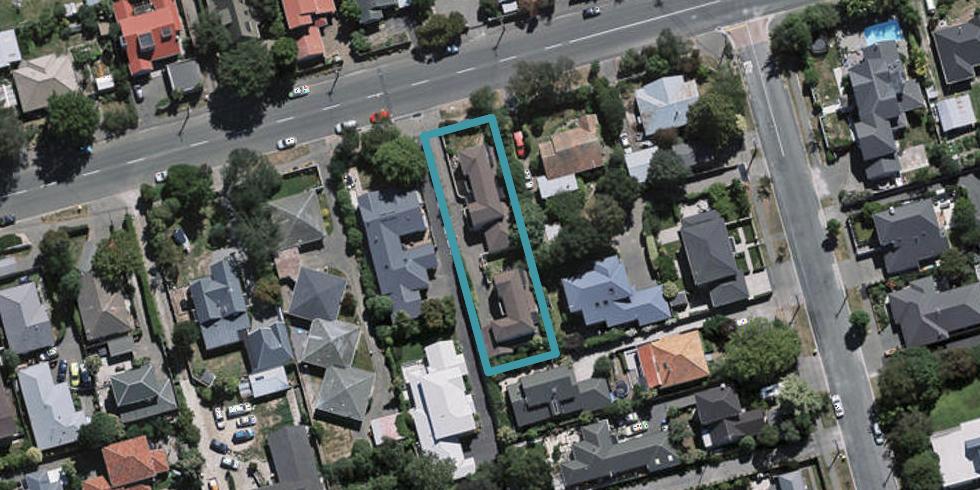 52 Jeffreys Road, Fendalton, Christchurch