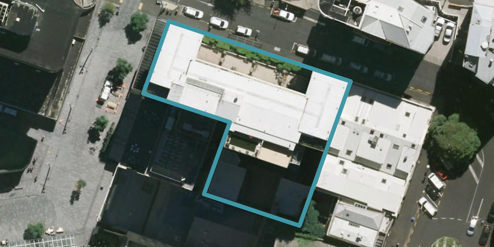 9A/1 Emily Place, Auckland Central, Auckland