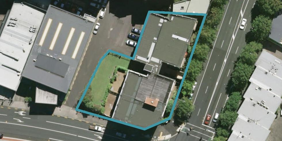 2C/23 Upper Queen Street, Auckland Central, Auckland