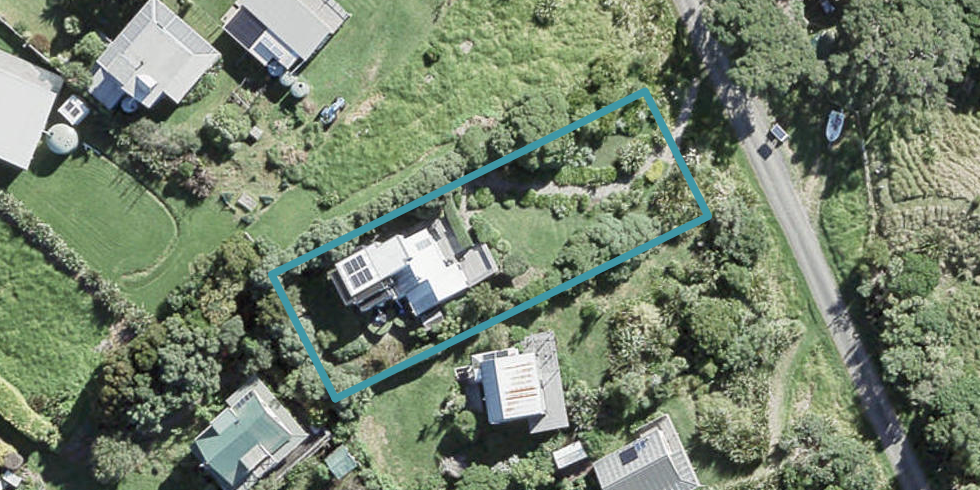 83 South Pacific Road, Rakino Island, Auckland