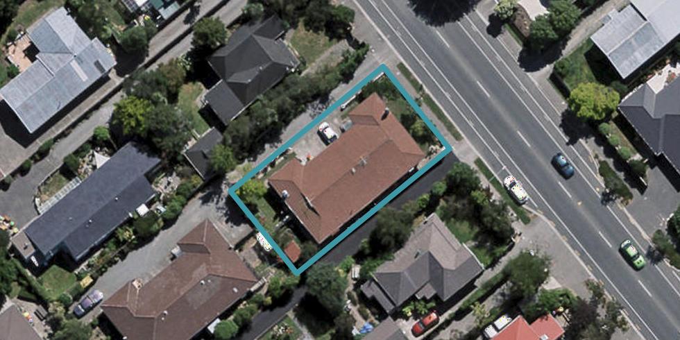 1/309 Lyttelton Street, Spreydon, Christchurch