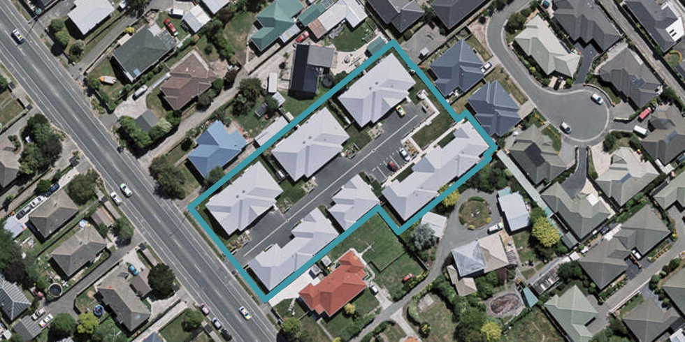 2/212 Lyttelton Street, Spreydon, Christchurch