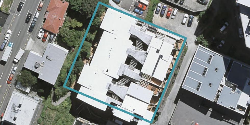 809/8 Church Street, Wellington Central, Wellington