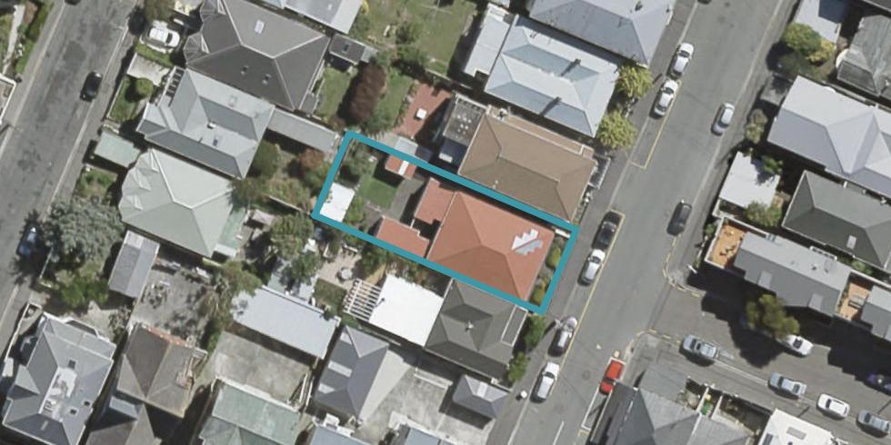 124 Austin Street, Mount Victoria, Wellington