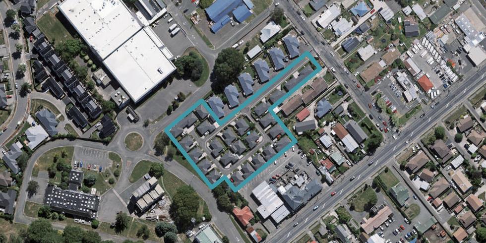 5/13 Sylvan Street, Hillmorton, Christchurch