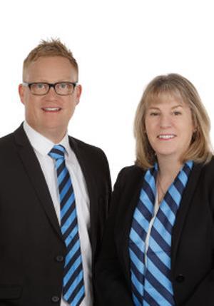 Richard Jensen & Carole Hoffman