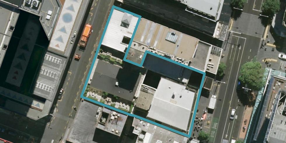 323/105 Queen Street, Auckland Central, Auckland