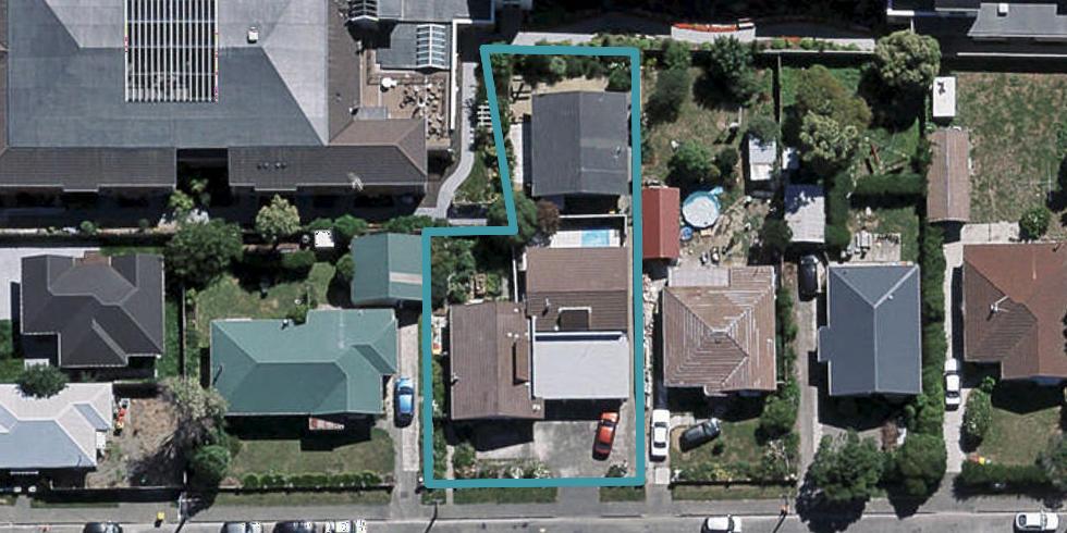 3/7 Roxburgh Street, Sydenham, Christchurch