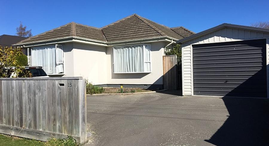 15 Sugden Street, Spreydon, Christchurch