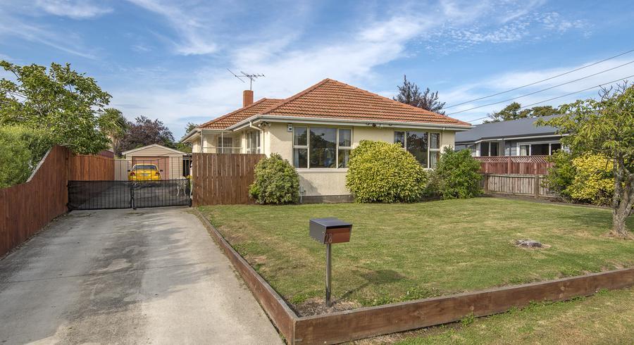 28 Bainton Street, Bishopdale, Christchurch