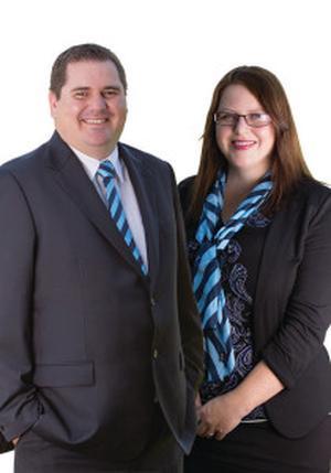 Team Haman - Nathan & Michelle Haman