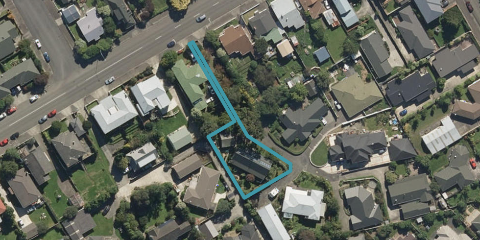 1 Worsfold Lane, Terrace End, Palmerston North