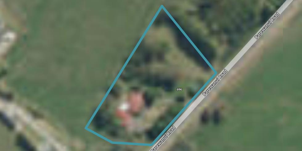 696 Parewanui Road, Bulls