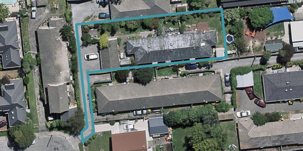 3/15 Bradshaw Terrace, Riccarton, Christchurch