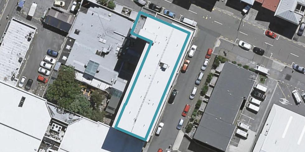 705/35 Abel Smith Street, Te Aro, Wellington