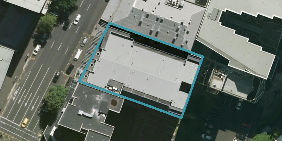 407/152 Hobson Street, Auckland Central, Auckland