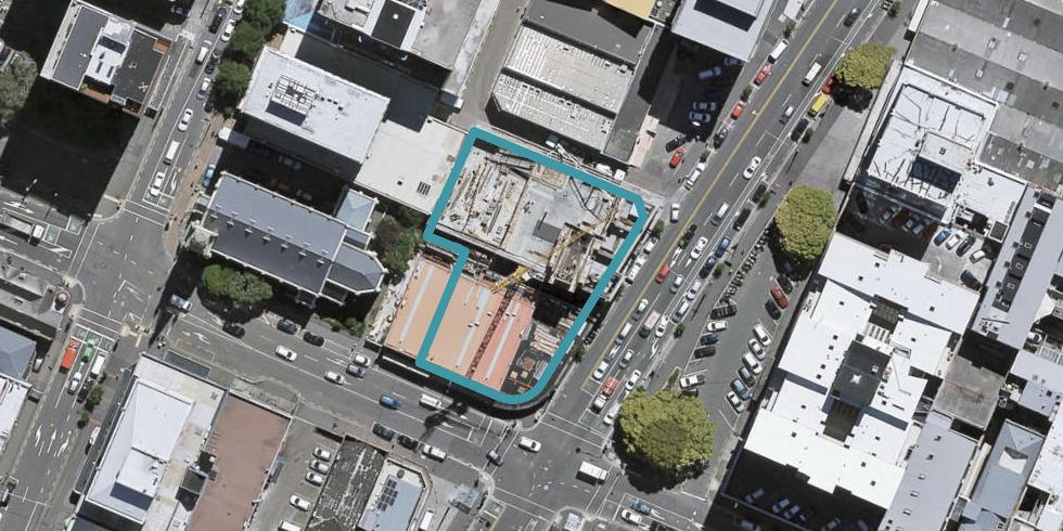 C43/166 Victoria St, Te Aro, Wellington