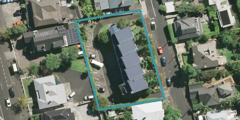 1/18 Arthur Street, Freemans Bay, Auckland