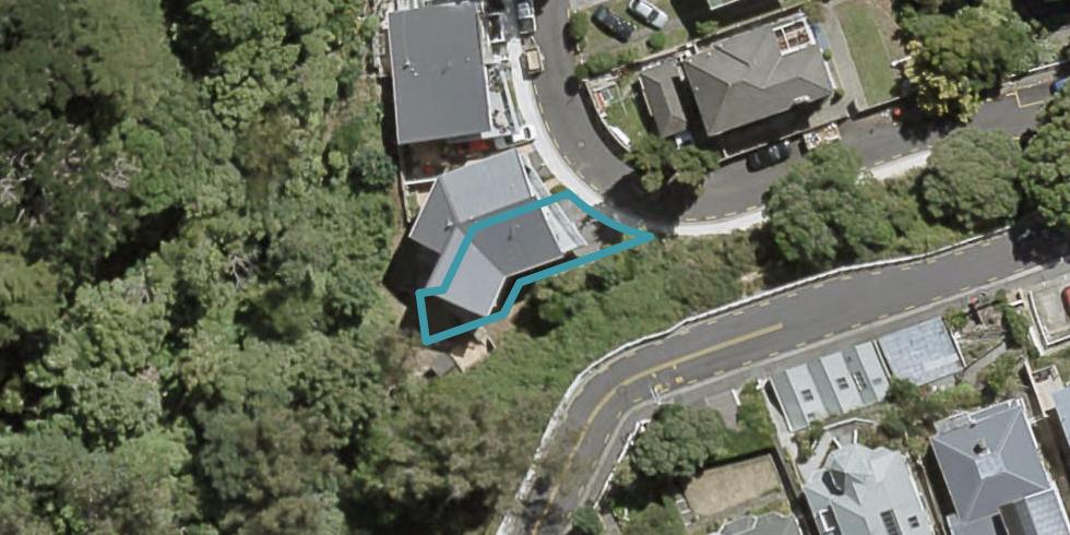 1A Anderson Terrace, Mount Cook, Wellington