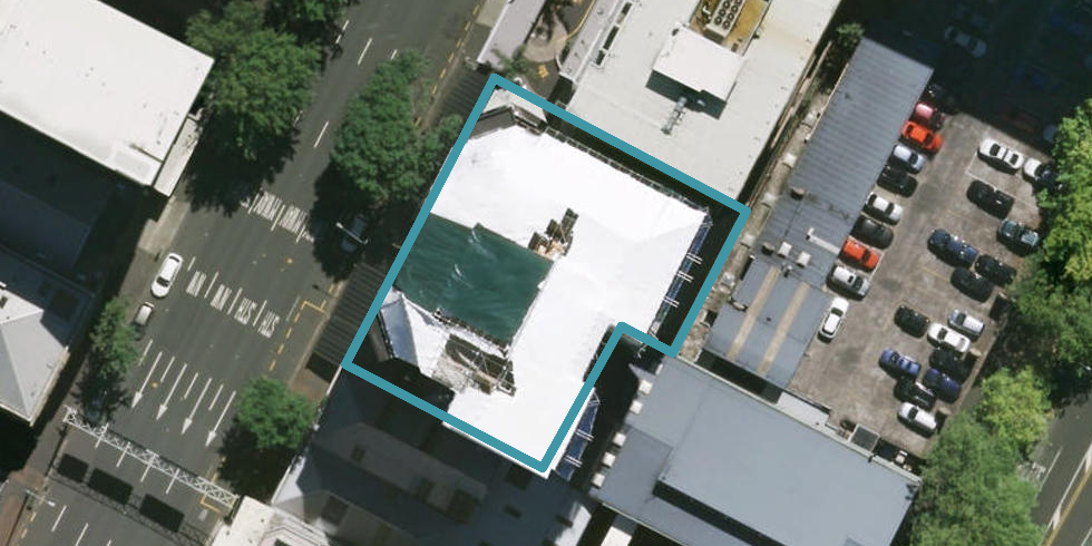 11D/196 Hobson Street, Auckland Central, Auckland