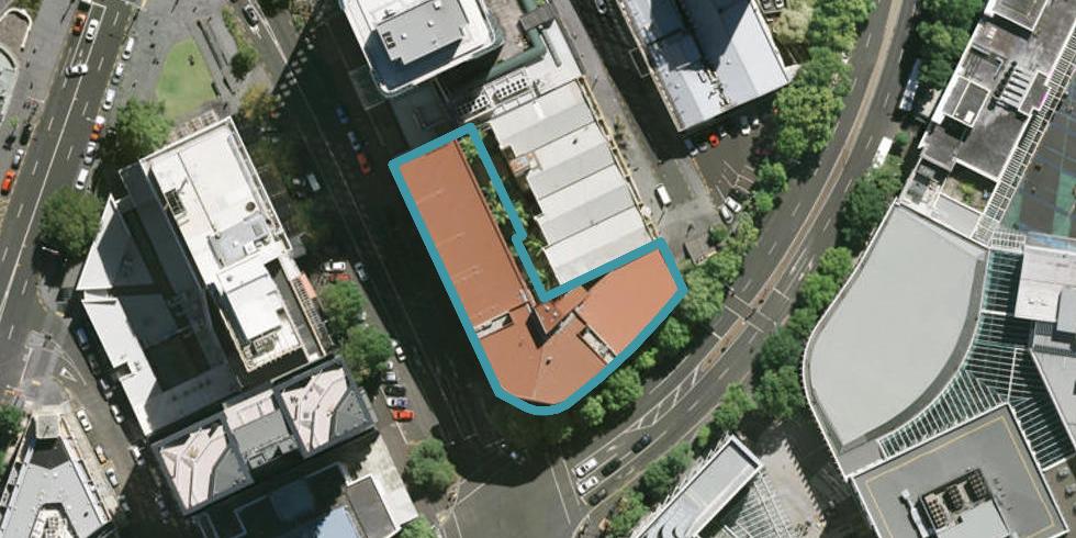 2A/18 Wakefield Street, Auckland Central, Auckland