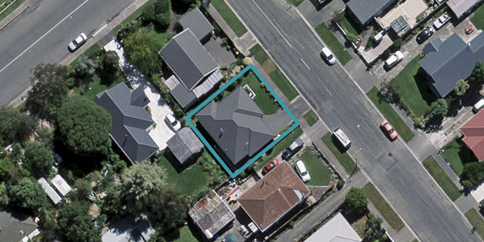 45 Harker Street, Spreydon, Christchurch