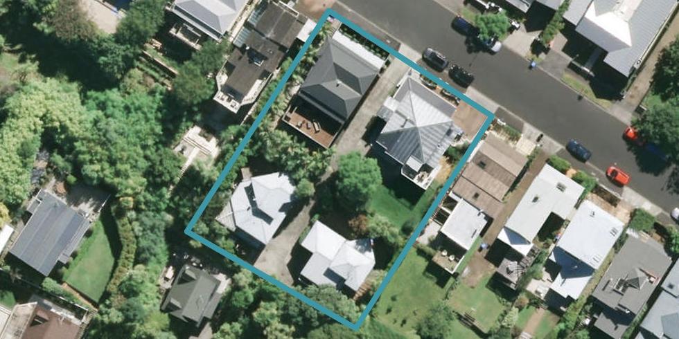 11 Logan Terrace, Parnell, Auckland