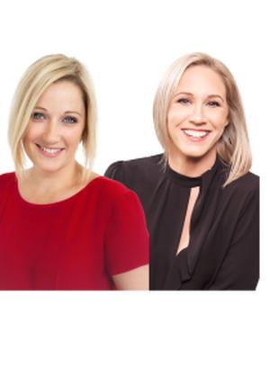 Hayley Kirk-Smith & Roberta Stewart