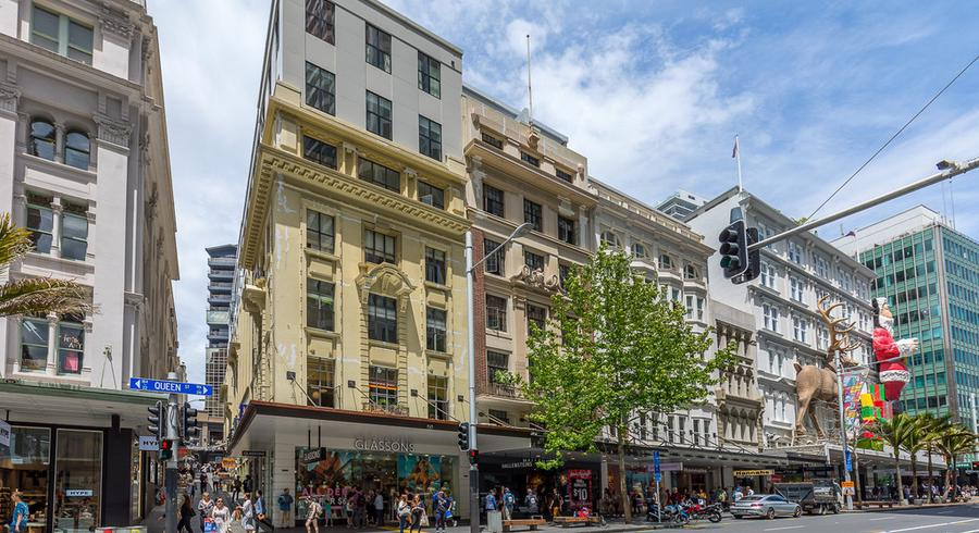 4C/11 Durham Street East, Auckland Central