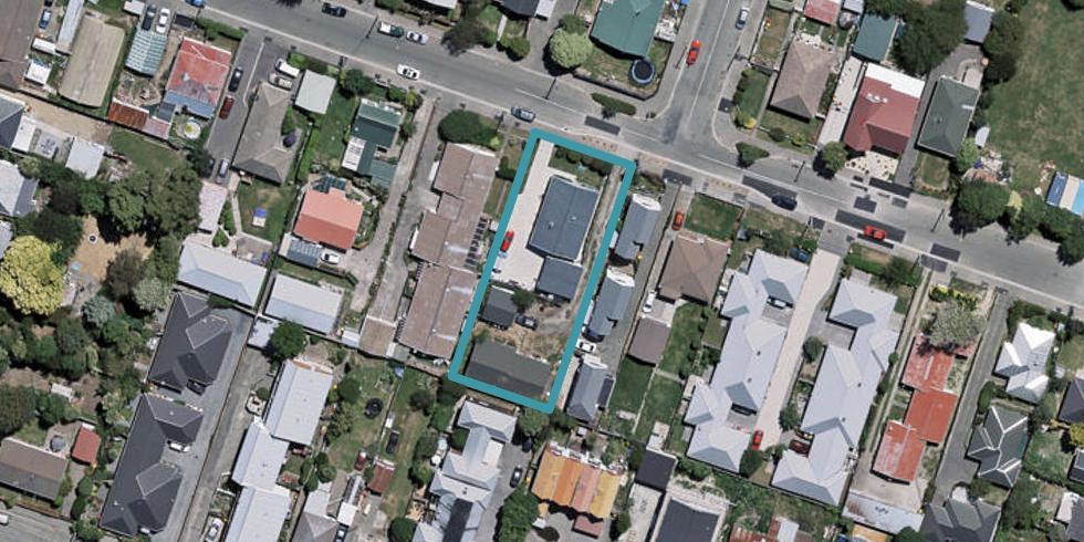 2/192 Hastings Street East, Waltham, Christchurch