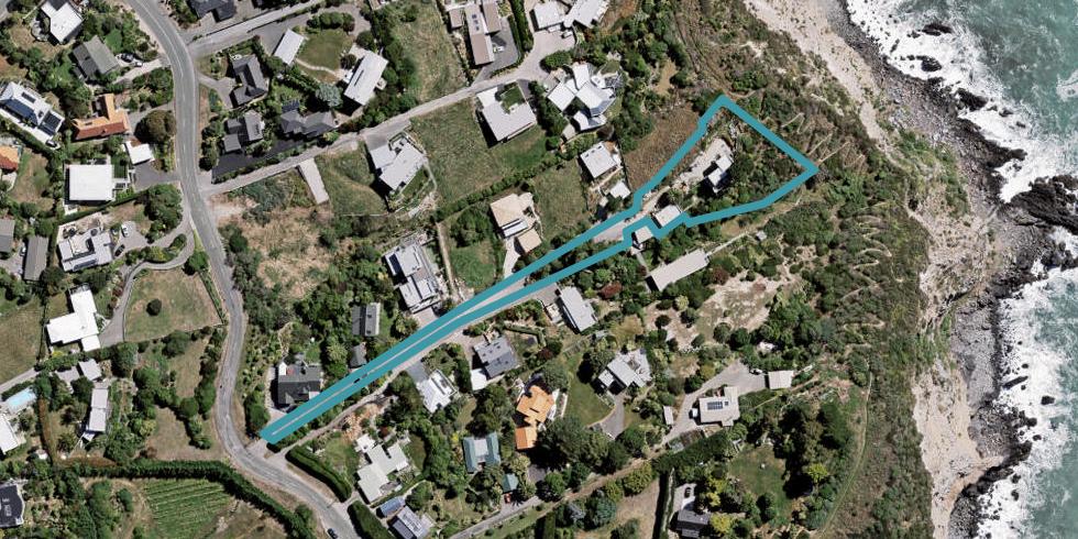 8 Appian Lane, Scarborough, Christchurch