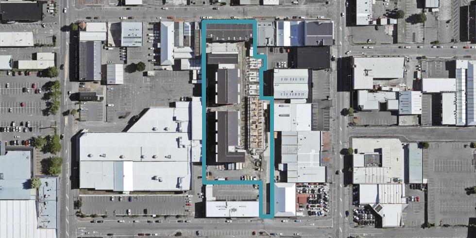 208/36 Welles Street, Christchurch Central, Christchurch