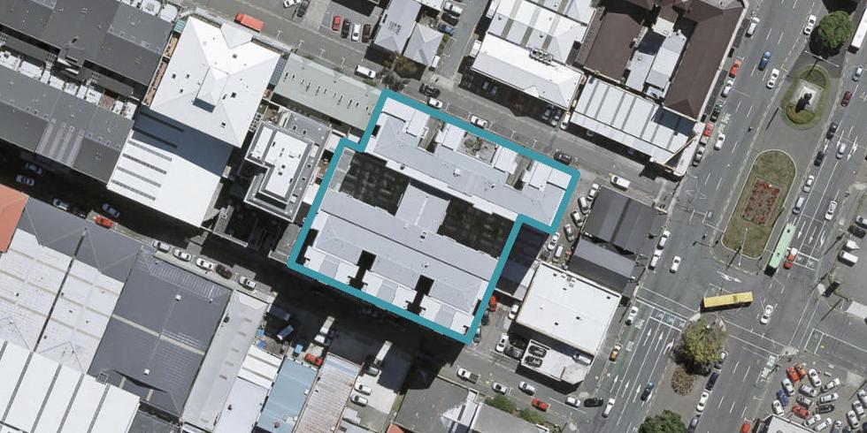 2C/11 Tennyson Street, Te Aro, Wellington